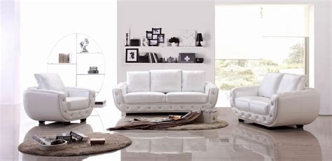 Leather Chairs For Living Room White Leather Living Room Chair Duashadi
