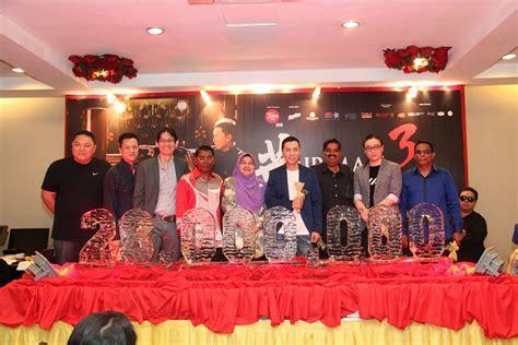 film malaysia yang mendapat kutipan tertinggi hiburan ip man 3 filem cina mendapat kutipan tertinggi