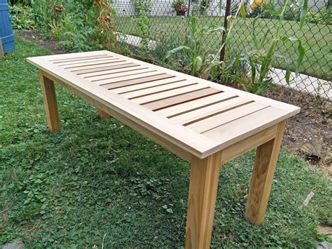 wood sitting bench outdoor sitting bench the wood whisperer