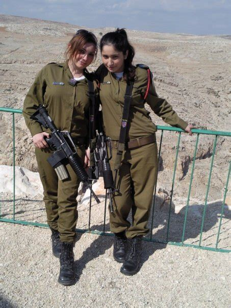 Idf Soldier beautiful soldiers of israeli defence forces