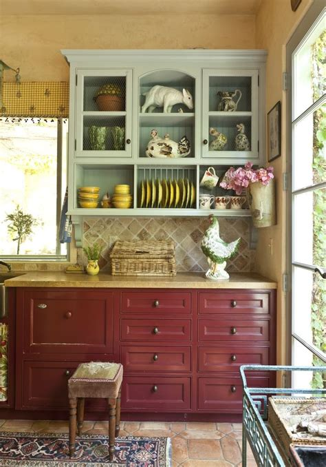 kountry kitchen cabinets best 10 country cottage kitchens ideas on