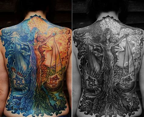 full body tattoo female japanese back for www imgkid the