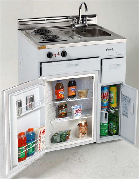 compact kitchens avanti ck3016 30 inch compact kitchen with 2 2 cu ft all