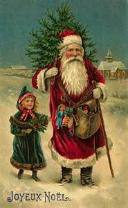 search results for vintage santa claus pictures