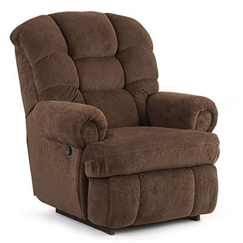 Stratolounger Rocker Recliner by Stratolounger 174 The Big One Nimbus Umber Recliner At Big
