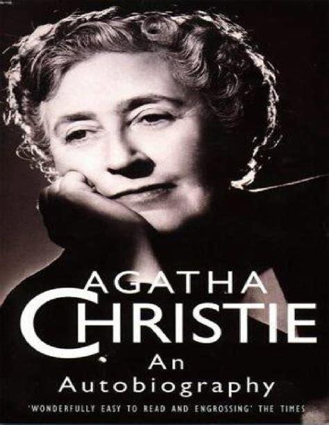 Agahta Christie An Autobiography Agatha Christie dimmicosaleggi agatha christie an autobiography
