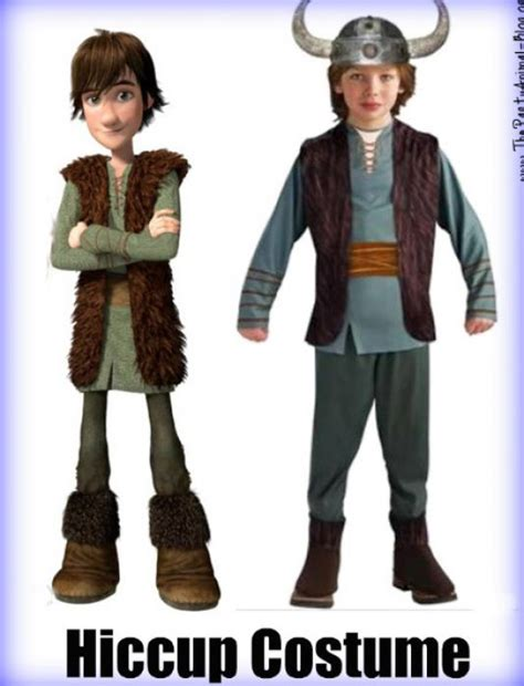 how to your costume how to your hiccup costume