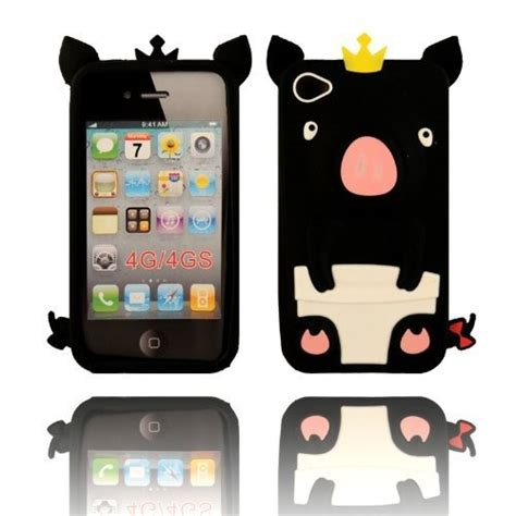 Animal Black For Iphone 4 4s 17 best images about animal cell phone covers on