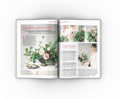 layout magazine flower arrangement how to in flower magazine team flower