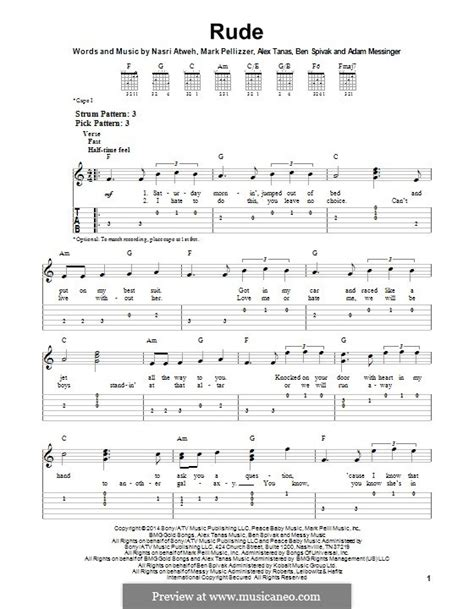 printable rude lyrics rude magic by a messinger n atweh m pellizzer a