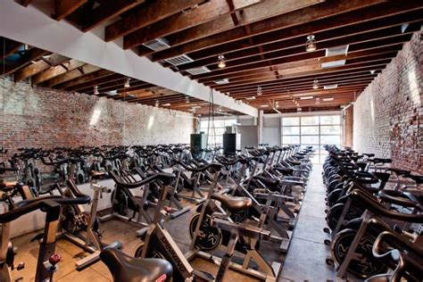 spin room the 5 spots to get your fitness on in la