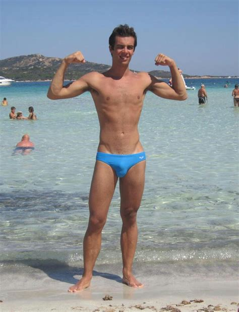 Boy In Speedo Beach Images | beach boy in blue speedo beach boys swimwear