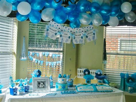 Boy Baby Shower Decoration Ideas by Top Tips For Baby Shower Decoration Ideas For Boy
