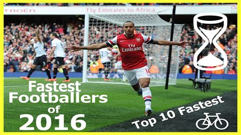 top fastest soccer players top 10 fastest football players 2016 with km h and mph