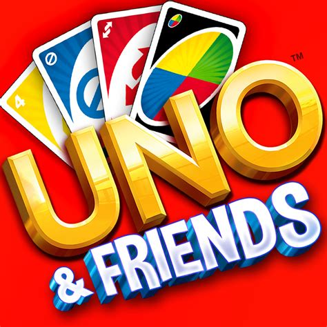 Or Uno Uno Friends Lets You Play The Classic Card With