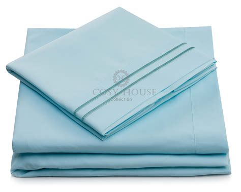 high quality sheets high quality microfiber bed sheet sets are easier to buy and affordable now with cosy house
