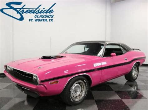 pink 1968 plymouth gtx for sale
