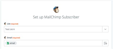 Use Merge Tags To Send Personalized Files Mailchimp Aweber Vs Getresponse Vs Mailchimp 2018 A Mailchimp Variables In Template