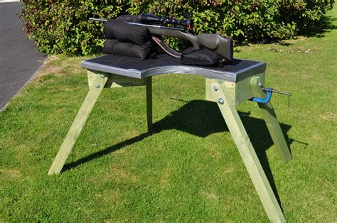 the shooters bench diy plans shooters bench google search pinteres