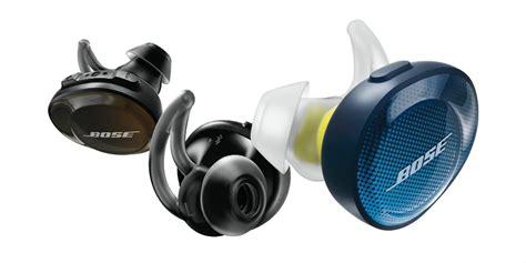1 True Wireless Earphone bose jumps into true wireless with their soundsport free