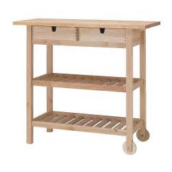 awesome Second Hand Kitchen Islands #1: forhoja-kitchen-cart__38532_PE130363_S4.JPG