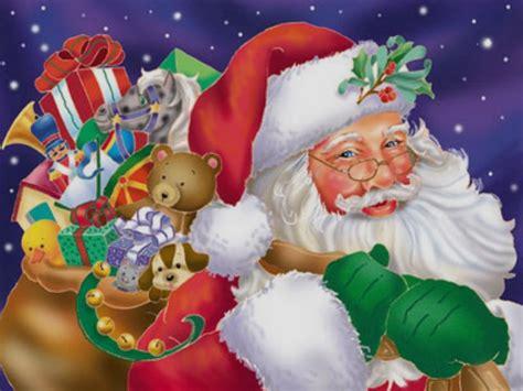 images of christmas santa santa clause merry christmas photos wallpapers kids