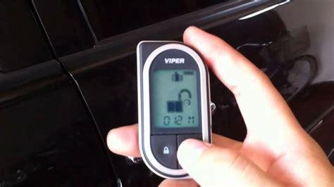 Viper 5901 Car Alarm Youtube