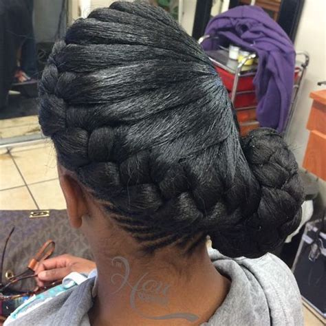 kids godess braids with bun 60 inspiring exles of goddess braids side braid buns