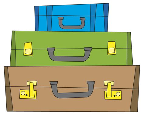 Travel Barn Open Suitcase Travel Suitcase Clip Art Free Clipart Images
