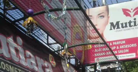 Catok Di Toko Mutiara Yogyakarta lokasi toko kosmetik mutiara jogja jual peralatan