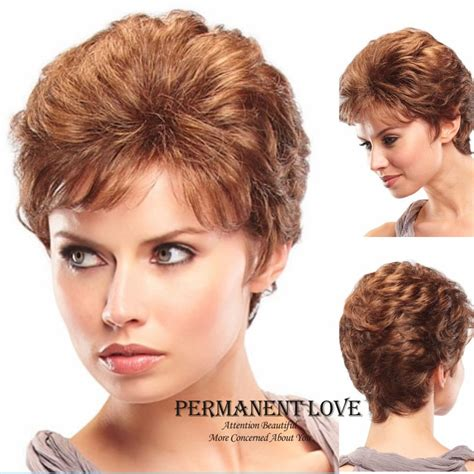 natural black short blunt cut pixie synthetic hair with women short auburn wig with bangs pixie cut natural