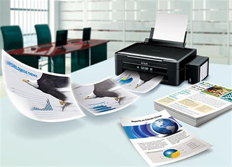 Printer Epson L350 Jakarta printer epson l350 raih rekor muri visual solution