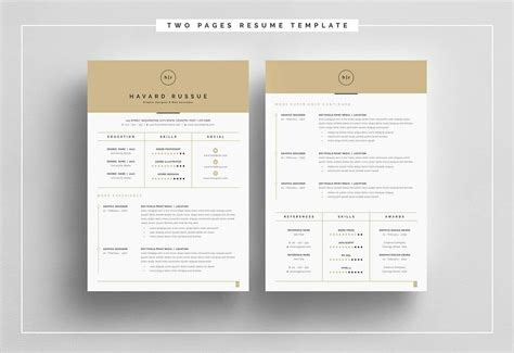 Great Resume Templates by Great Resume Templates 15 Exles To Use