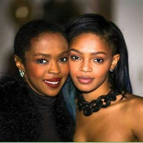 lauryn hill father lauryn hill and her daughter film books media music