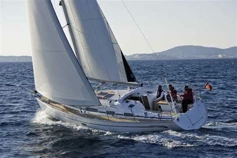 performance boats germany bavaria 38 cruiser sailing performance and german