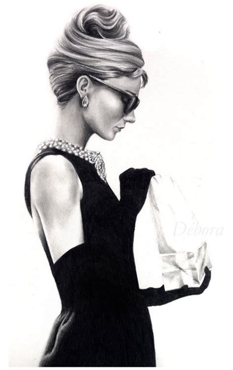 audrey hepburn hair style simple drawings sketches 25 masterclass hollywood superstars celebrity pencil sketches