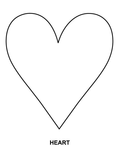 heart coloring pages preschool heart coloring page download free heart coloring page