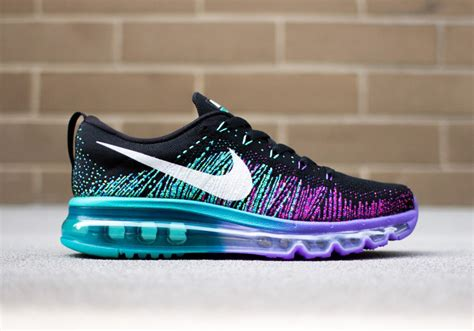 Sepatu Vans Nitro nike s flyknit air max black white purple