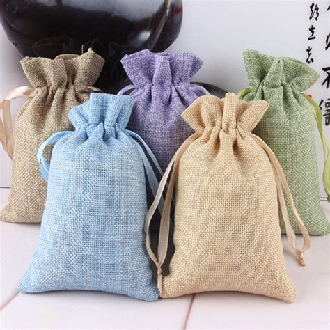 online get cheap burlap bags aliexpress com alibaba group