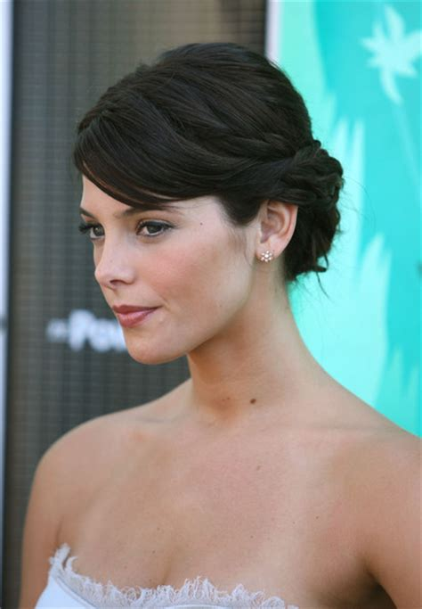 easy formal hairstyles short hair easy updos for prom prom updo hairstyles zimbio