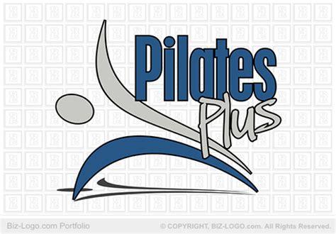 logo design pilates logo