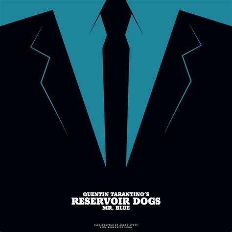 mr blue reservoir dogs reservoir dogs mr blue print by arden avett society6