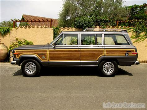 1989 jeep wagoneer interior 1989 jeep grand wagoneer car interior design