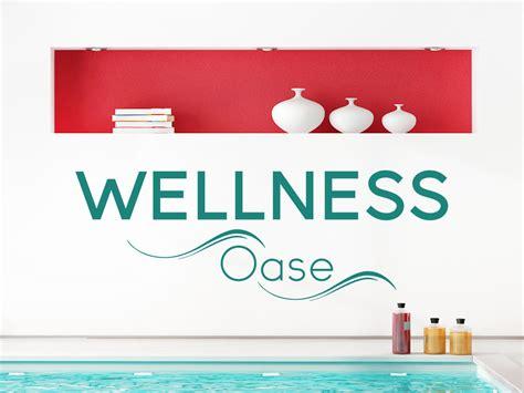 wandtattoo wellness wandtattoo schlichte wellness oase klebeheld 174 de
