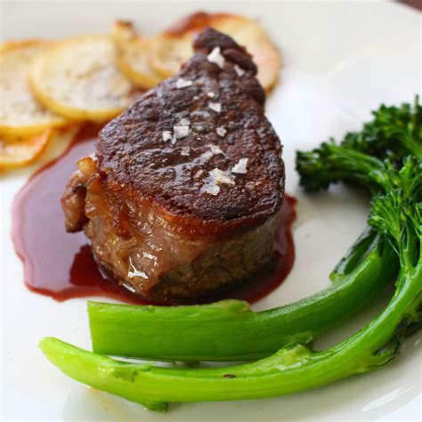 a classic s steak dinner borrowed salt