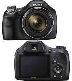 Kamera Sony Cyber H400 sony cyber dsc h400 superzoom kamera fiyatı teknoloji haberleri yazılım ve teknoloji