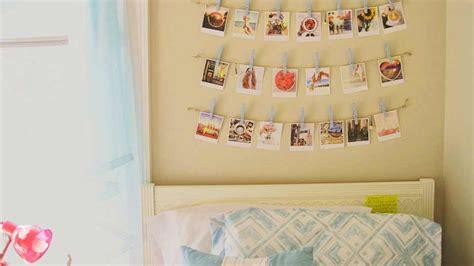 decoracion de habitación con fotos manualidades para decorar tu habitaci 243 n y hacerla 250 nica