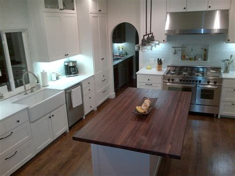 American Countertops by Photo Gallery Butcher Block Countertops Stair Parts