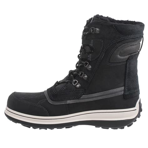 ecco roxton tex 174 snow boots for save 46