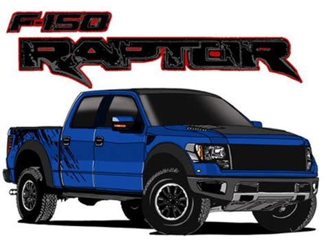 ford f 150 svt raptor by highlander0423 on deviantart